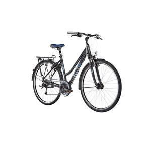 Kalkhoff Connect 27 - Vélo de ville Femme - Trapez bleu